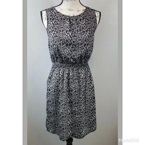 ASOS NEW LOOK Womens Floral Sleeveless Dress